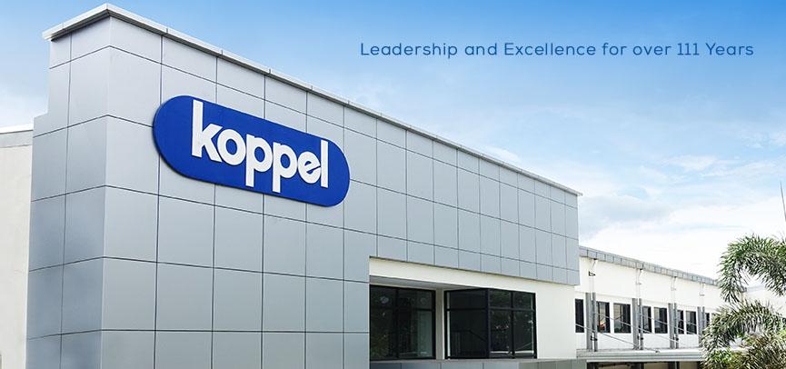 koppel-facade